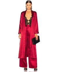 Michelle Mason - For Fwrd Robe With Slits - Lyst
