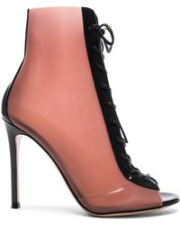 Ree 100 lace-up ankle boots Gianvito Rossi oWt0q