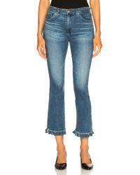 AG Jeans - Jodi Crop Jeans - Lyst