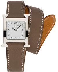 Hermès - Heure Hour Mm - Lyst