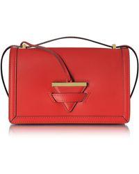 Le Parmentier - Diodora Shoulder Bag W/triangle Charm - Lyst