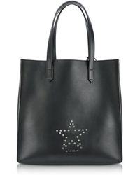 Givenchy - Stargate Medium Black Leather Tote Bag - Lyst