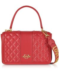08f35247764 Women's Love Moschino Totes and shopper bags Online Sale - Lyst