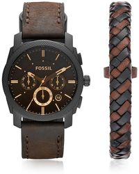 Fossil - Fs5251set Machine Men's Watch - Lyst