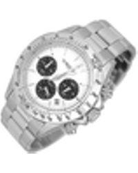 FORZIERI - Porto Cervo White Dial Chronograph Watch - Lyst