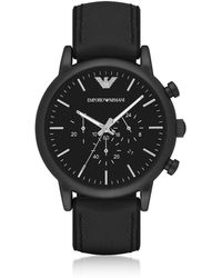 Emporio Armani - Ar1970 Luigi Men's Watch - Lyst