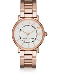 Marc Jacobs - Roxy Rose Gold Tone Women's Watch - Lyst