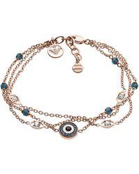 Emporio Armani - Egs2531221 Fashion Women's Bracelet - Lyst