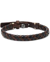 Fossil - Ja5932716 Vintage Casual Men's Bracelet - Lyst