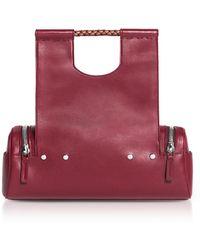 Corto Moltedo - Genuine Leather Priscilla Medium Tote Bag - Lyst