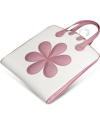 Pineider - Pink Flower Baby Garment Bag - Lyst