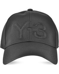 Y-3 - Embroidered Logo Baseball Cap - Lyst