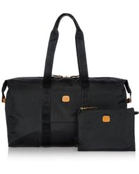 Bric's - X-bag Large Foldable Last-minute Holdall In A Pouch - Lyst