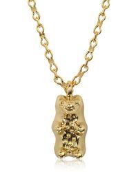 Tory Burch - Gummy Pendant Necklace - Lyst
