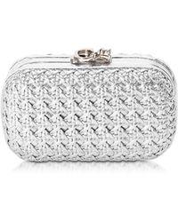 Corto Moltedo - Susan C Star Silver Bentota Haribo Pochette W/chain Strap - Lyst