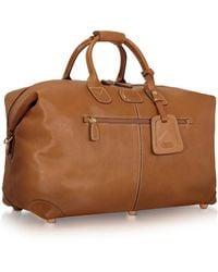 Bric's - Life Pelle - Medium Leather Travel Bag - Lyst