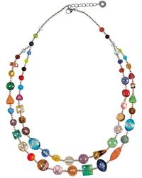 eccezionale gamma di stili e colori prezzo ridotto vasta gamma Long Bouquet Necklace