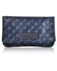 Gherardini - Signature Fabric Softy Small Pouch - Lyst