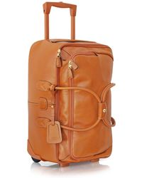 Bric's - Life Pelle - Large Rolling Duffle Bag - Lyst