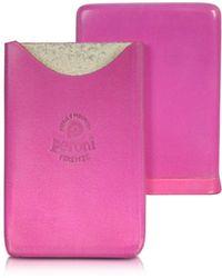 Peroni - Genuine Leather Card Case - Lyst