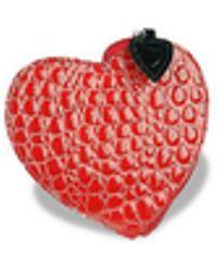 Fontanelli - Heart Coin Holder - Lyst