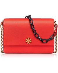 Tory Burch - Kira Double Strap Shoulder Bag - Lyst