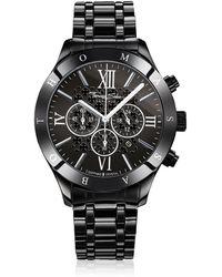 Thomas Sabo - Rebel Ceramic Men's Chronograph Watch - Lyst