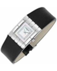 Raymond Weil - Othello - Ladies' Stainless Steel And Leather Watch - Lyst