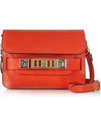 Proenza Schouler - Kappa Red New Linosa Ps11 Mini Classic Shoulder Bag - Lyst