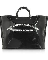 DSquared² - You'll Never Walk Alone Medium Tote Bag - Lyst