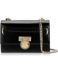 Balmain - Flap Box Shoulder Bag - Lyst