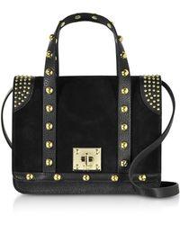 RED Valentino - Black Shuffle Bag - Lyst