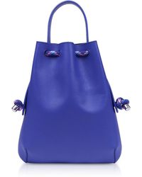 meli melo - Majorelle Blue Briony Mini Backpack - Lyst