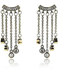 FEDERICA TOSI - Small Rain Earrings - Lyst