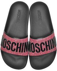 Moschino Sandals For Women On Sale
