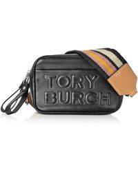 Tory Burch - Perry Double Zip Mini Shoulder Bag - Lyst