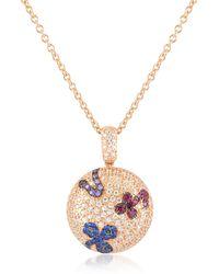Azhar - Multicolour Fashion Necklace - Lyst