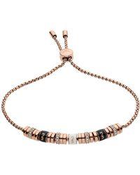 Emporio Armani - Egs2418221 Signature Women's Bracelet - Lyst