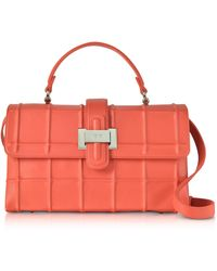 Rodo - Poppy Nappa Leather Lunch Bag - Lyst