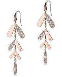 Emporio Armani - Egs2581221 - Women's Earring - Lyst
