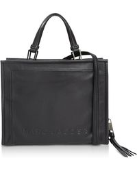 Marc Jacobs - The Box Large Leather Shopper Tote - Lyst