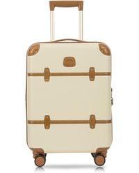 Bric's - Bellagio V2.0 21 Cream Carry-on Spinner Trunk - Lyst