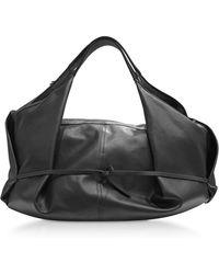 2e40fd2c58 3.1 Phillip Lim - Black Leather Luna Medium Slouchy Hobo Bag - Lyst
