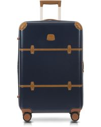 Bric's - Bellagio V2.0 27 Blue-tobacco Spinner Trunk - Lyst