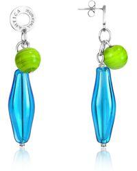 Antica Murrina - Lana - Murano Glass Drop Earrings - Lyst