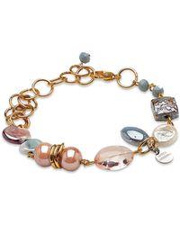 Antica Murrina - Grimani T Top Bracelet - Lyst