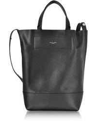 Rag & Bone - Black Leather Walker Convertible Tote Bag - Lyst
