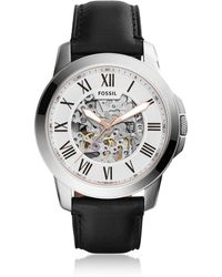 Fossil - Me3101 Grant Automatic Men's Watch - Lyst