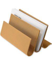 Giorgio Fedon - Camel Desk Letter Holder - Lyst
