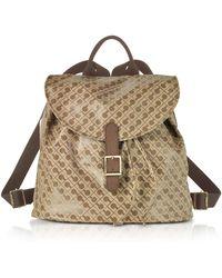 Gherardini - Signature Fabric Softy Backpack - Lyst